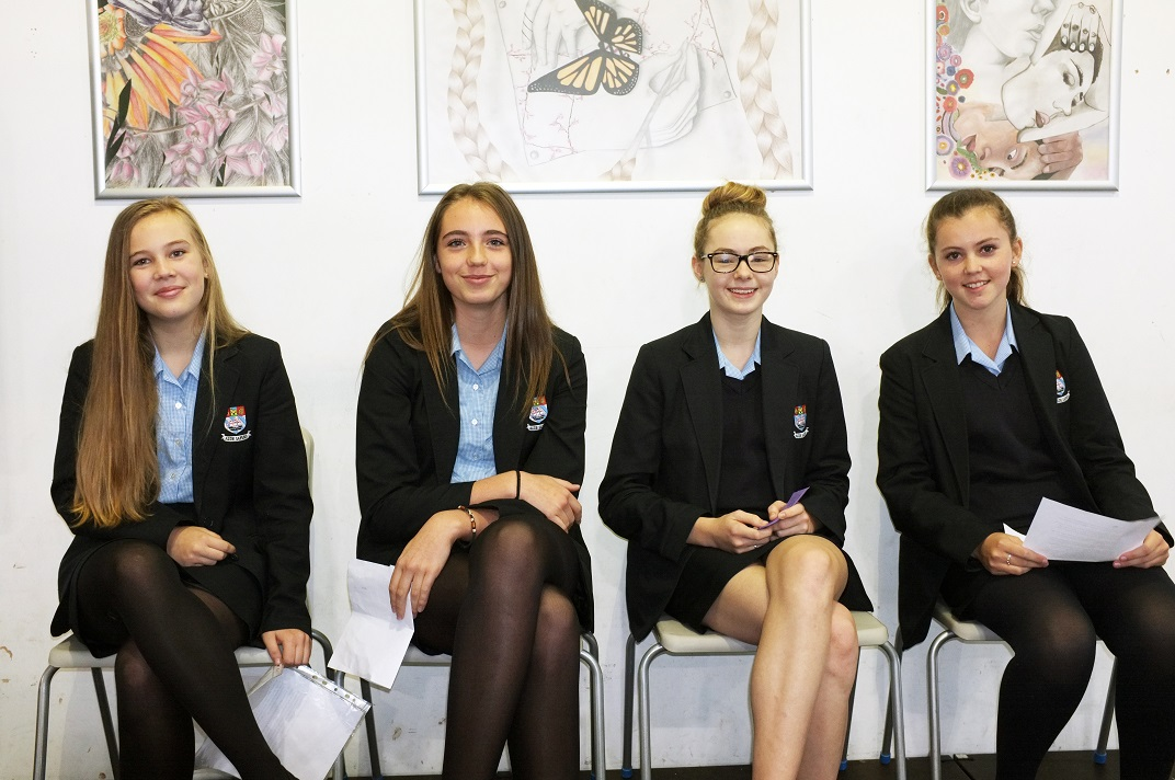 high school and head girl The nonsuch high school for girls' student leadership team plays an important   they can compete (by interview) for the roles of head girl, deputy head girl,.